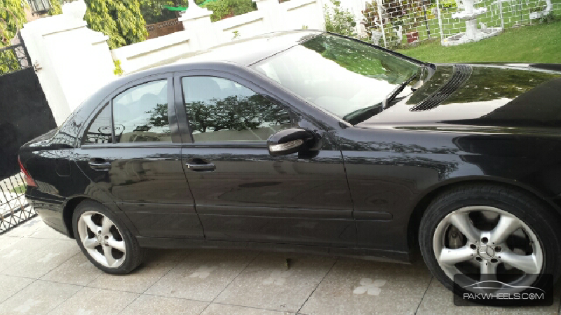 Mercedes Benz C Class 2006 For Sale Of C Class For Sale In Lahore Pakwheels