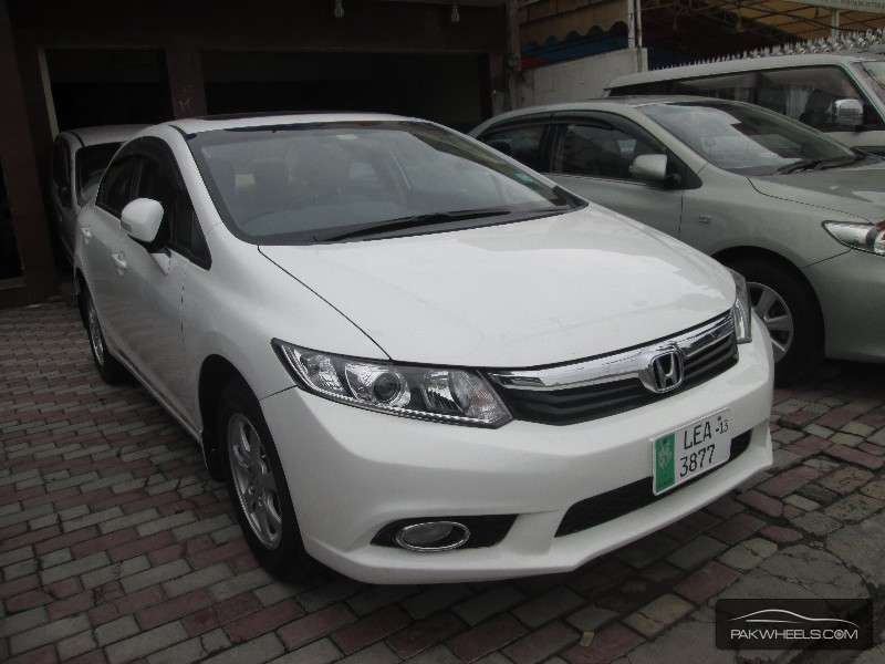 used honda civic 2013 car for sale in lahore 936844 pakwheels