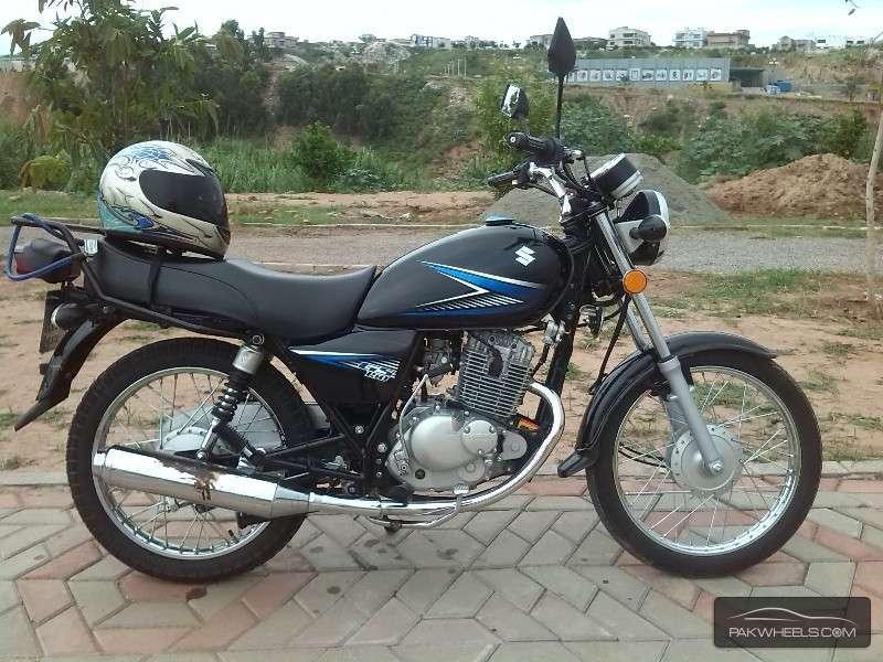 Suzuki 150 2014 Motorcycles - 0425