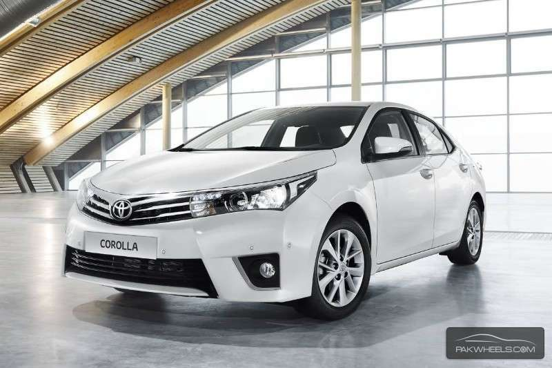Corolla For Sale In Lahore Pakwheels