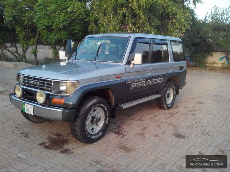 Used Toyota Land Cruiser Lx Turbo 1990 Car For Sale In