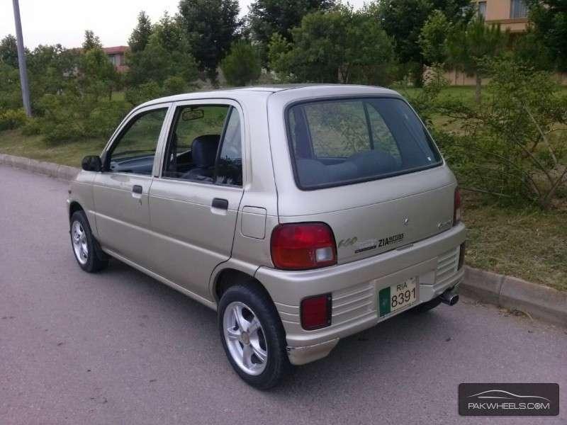 Daihatsu Cuore -Car Gallery - Auto Show Site