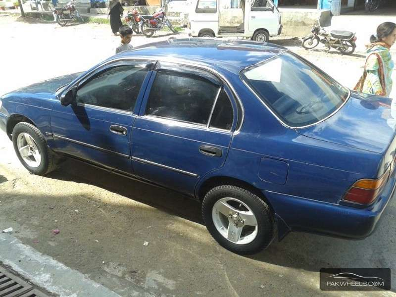 used toyota corolla xe 1995 car for sale in islamabad 939611 pakwheels. Black Bedroom Furniture Sets. Home Design Ideas