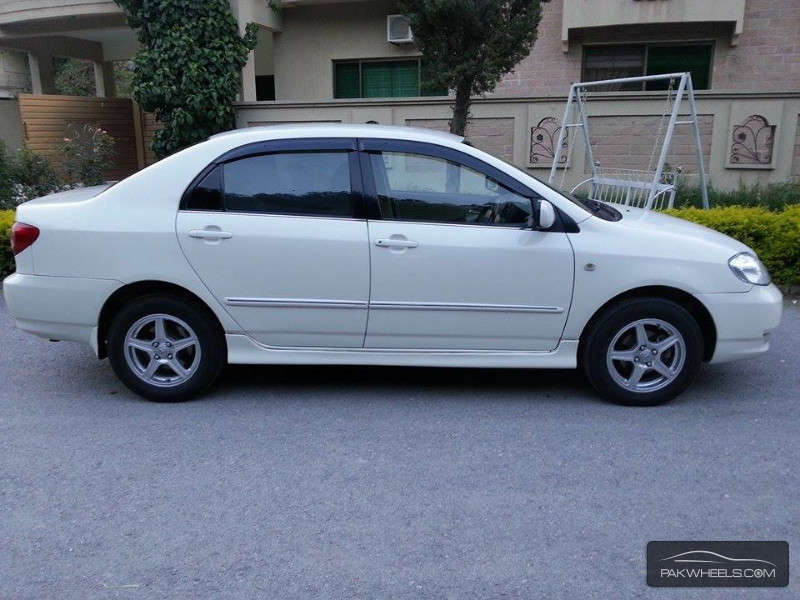used toyota corolla altis 1 8 2008 car for sale in islamabad 939570 pakwheels. Black Bedroom Furniture Sets. Home Design Ideas