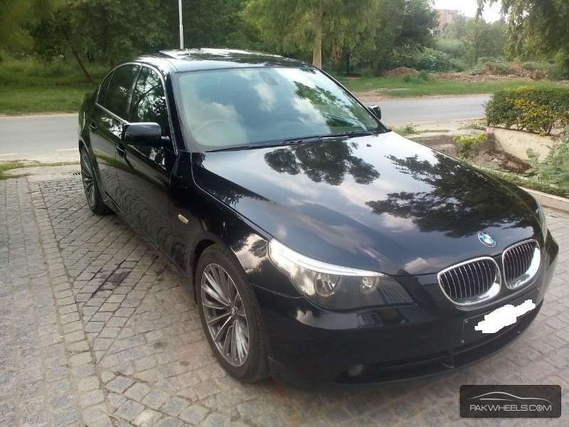 bmw 5 series cars for sale in islamabad verified car ads pakwheels. Black Bedroom Furniture Sets. Home Design Ideas