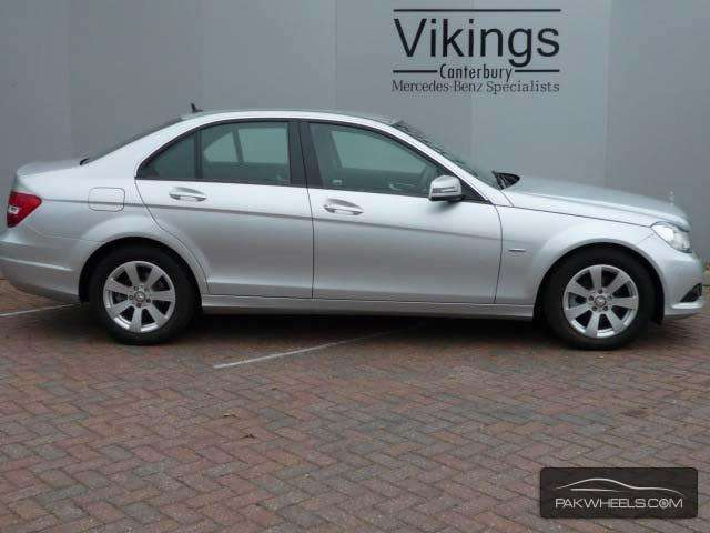 Used Mercedes Benz C Class C 180 Cgi 2012 Car For Sale In