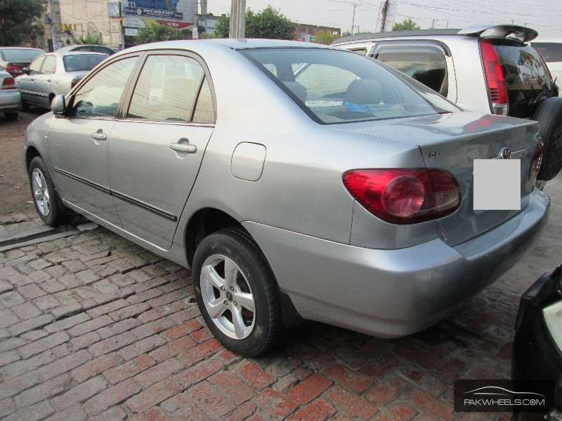 used toyota corolla gli 2007 car for sale in faisalabad 945097 pakwheels. Black Bedroom Furniture Sets. Home Design Ideas