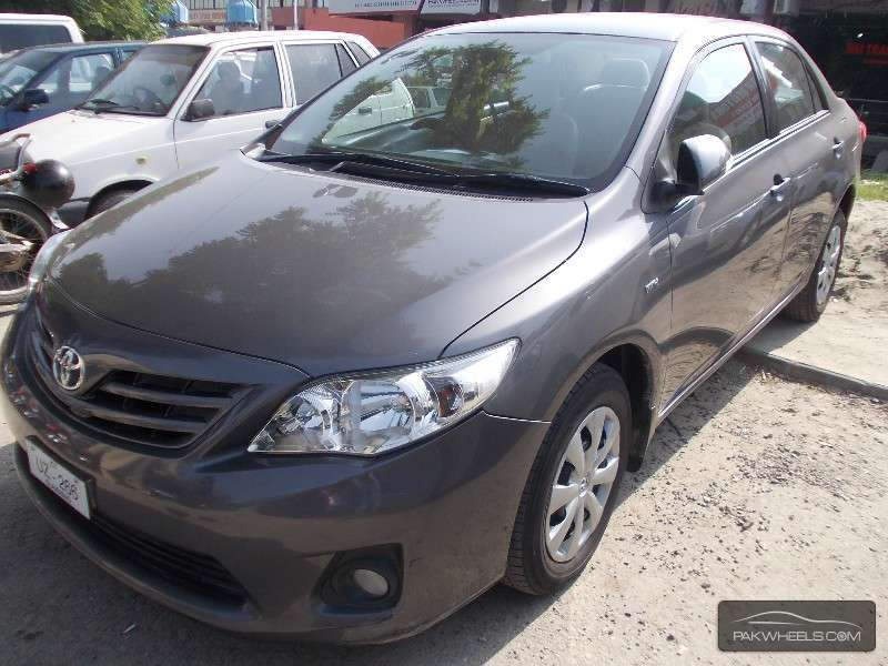 used toyota corolla gli 2012 car for sale in islamabad 944579 pakwheels. Black Bedroom Furniture Sets. Home Design Ideas