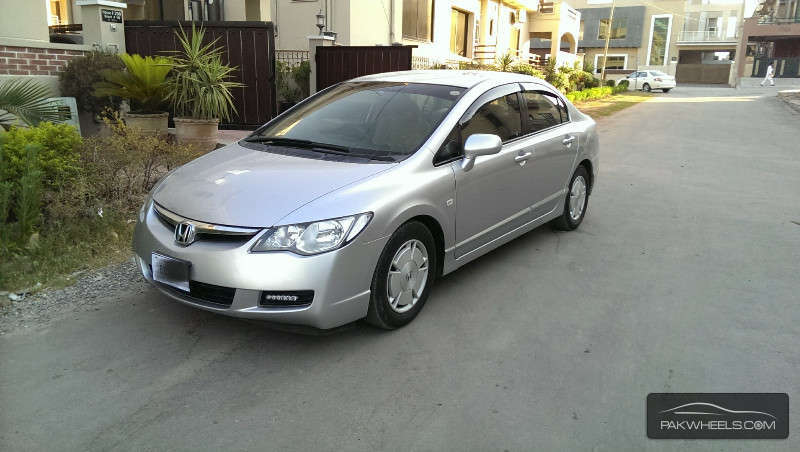 used honda civic hybrid mxb 2006 car for sale in islamabad 946432 pakwheels. Black Bedroom Furniture Sets. Home Design Ideas
