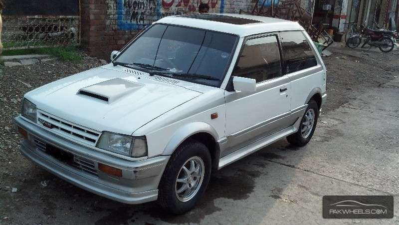 Used Daihatsu Charade Turbo 1987 Car For Sale In Lahore