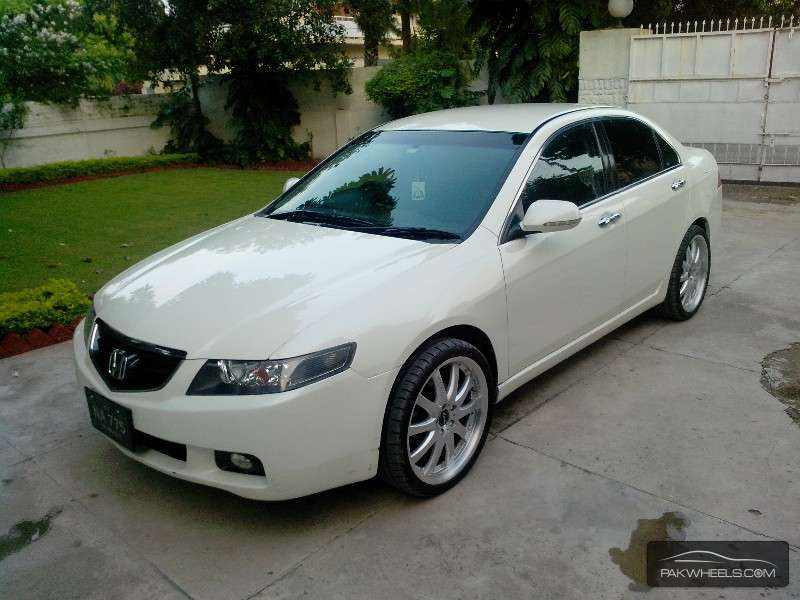 used honda accord cl7 2005 car for sale in rawalpindi 948413 pakwheels. Black Bedroom Furniture Sets. Home Design Ideas