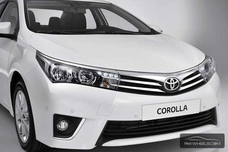 Corolla 2014 Launch In Pakistan.html | Autos Post