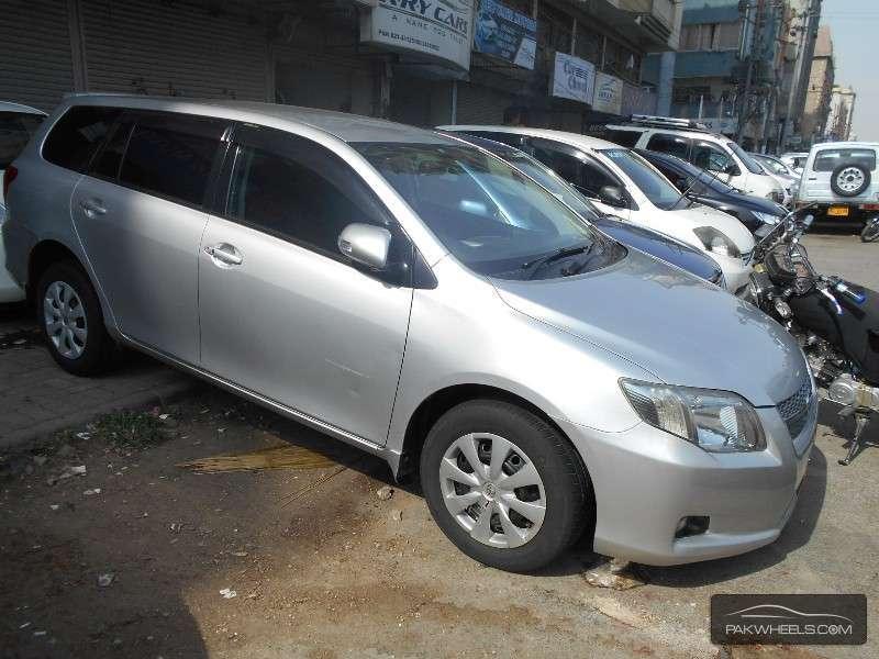 Used Toyota Corolla Fielder 1.5 X G EDITION 2007 Car for