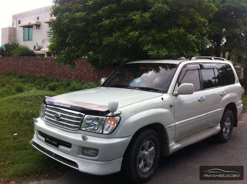 Used Toyota Land Cruiser Vx Limited Edition 1998 Car For