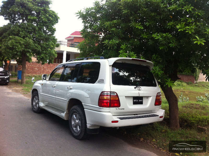 used toyota land cruiser vx limited edition 1998 car for sale in lahore 947834 pakwheels. Black Bedroom Furniture Sets. Home Design Ideas