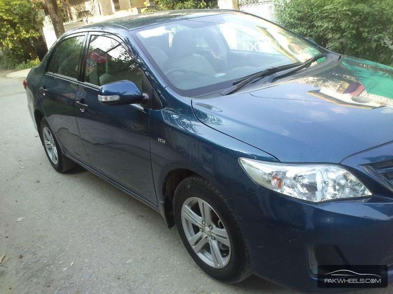 used toyota corolla gli vvti 2012 car for sale in islamabad 975355 pakwheels. Black Bedroom Furniture Sets. Home Design Ideas