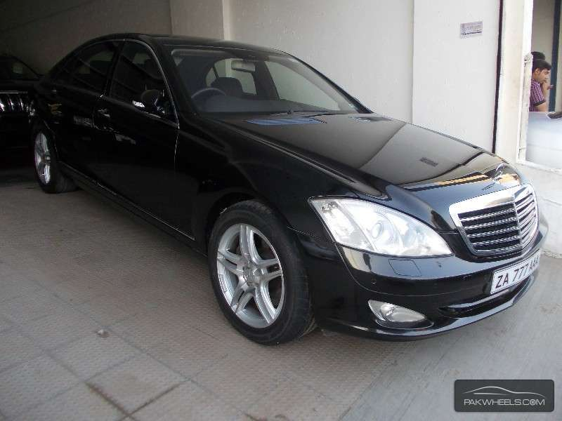 Used mercedes benz s class s 500 2007 car for sale in for 2007 mercedes benz s class for sale