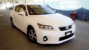 Used Lexus CT 200h 2011