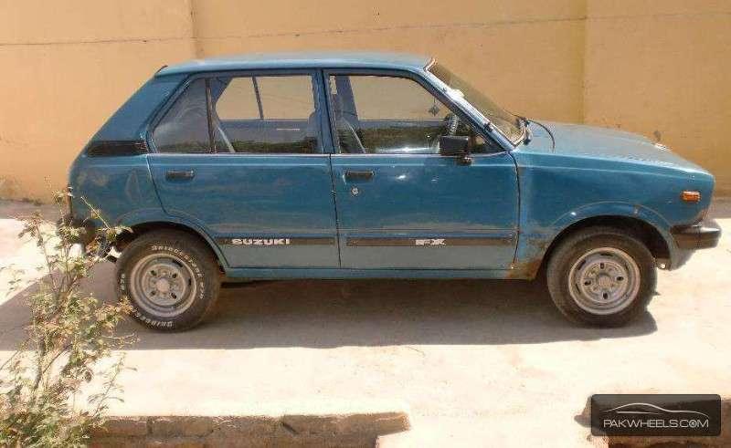 Used Suzuki FX 1987 Car For Sale In Hyderabad
