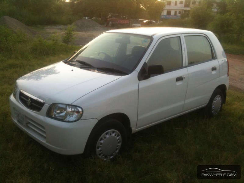 used suzuki alto vxr cng 2010 car for sale in islamabad 977784 pakwheels. Black Bedroom Furniture Sets. Home Design Ideas