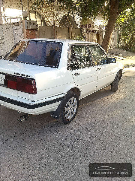 used toyota corolla 1985 car for sale in islamabad 977711 pakwheels. Black Bedroom Furniture Sets. Home Design Ideas