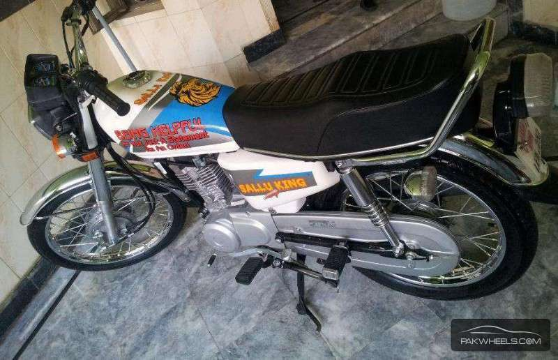Used Honda CG 125 Euro 2 2014 Bike for sale in Lahore - 128979