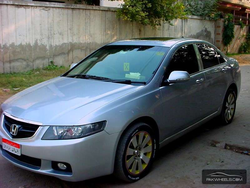 Used Honda Accord CL7 2007 Car for sale in Lahore