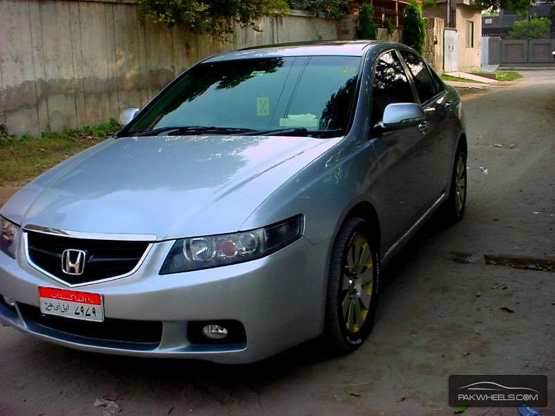 used honda accord cl7 2007 car for sale in lahore. Black Bedroom Furniture Sets. Home Design Ideas