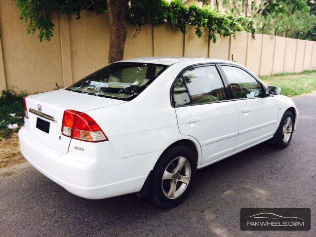 used honda civic exi 2005 car for sale in lahore 1003500 pakwheels. Black Bedroom Furniture Sets. Home Design Ideas