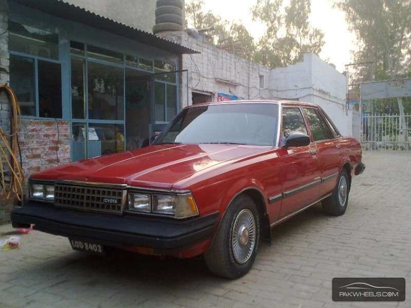 used toyota cressida 1986 car for sale in lahore 1004954 pakwheels. Black Bedroom Furniture Sets. Home Design Ideas