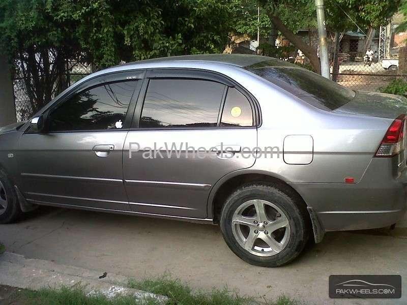 used honda civic exi 2005 car for sale in islamabad 1005652 pakwheels. Black Bedroom Furniture Sets. Home Design Ideas