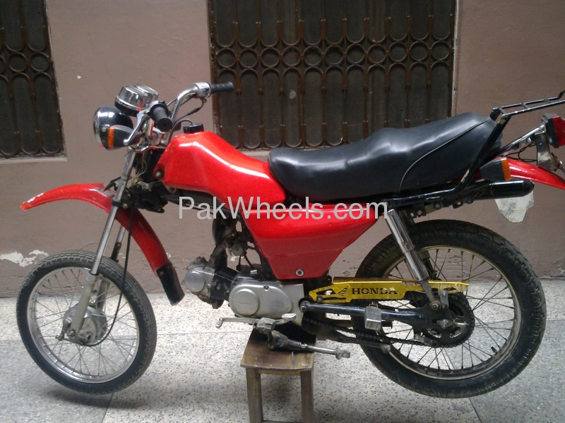 Used Honda CD-70 1990 Bike for sale in Lahore - Used Bike 95418 - 933917