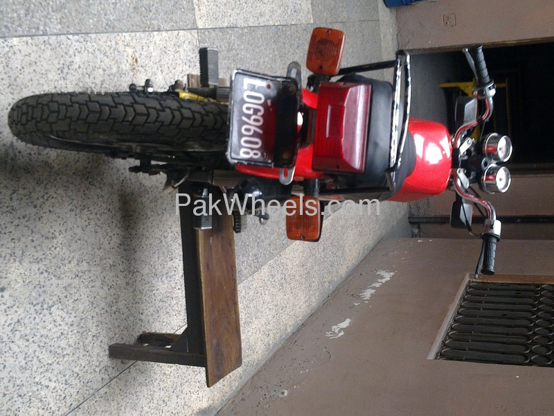 Used Honda CD-70 1990 Bike for sale in Lahore - Used Bike 95418 - 933918