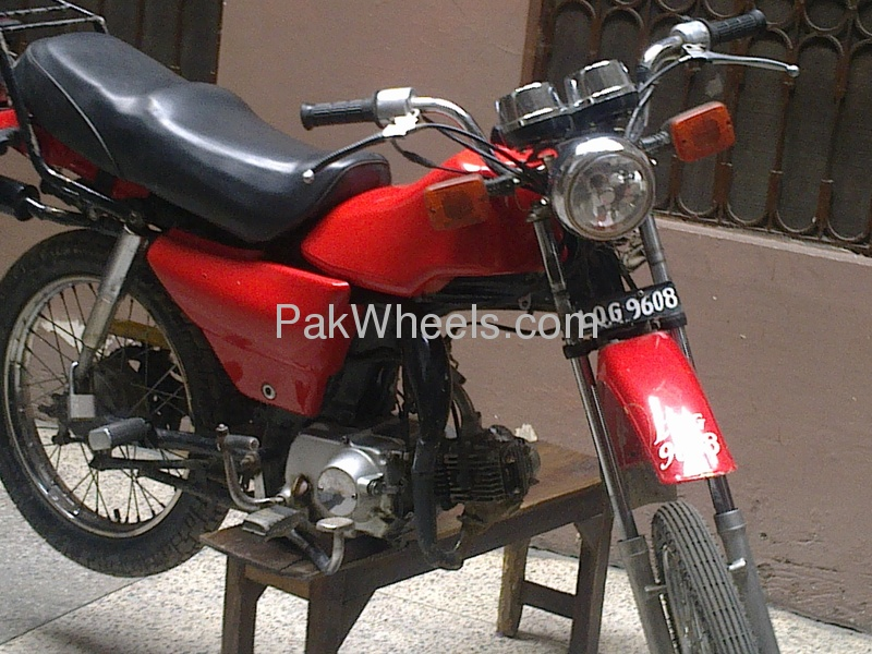 Used Honda CD-70 1990 Bike for sale in Lahore - Used Bike 95418 - 933922