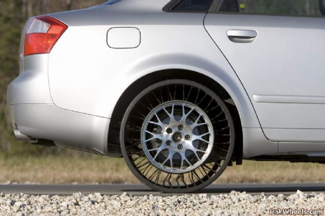 Innovative Airless Tires by Michelin - Design Ideas and Tech
