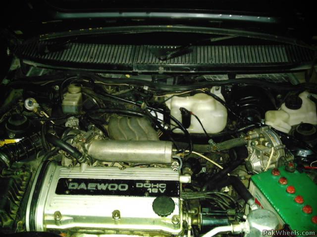 Daewoo Cielo Engine