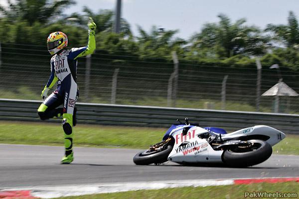Grell blog: funny motorbike crashes