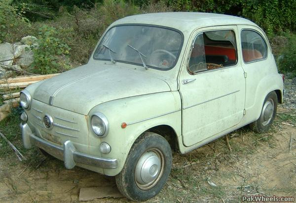 looking for fiat 600 cc model 1960 65   cars   pakwheels