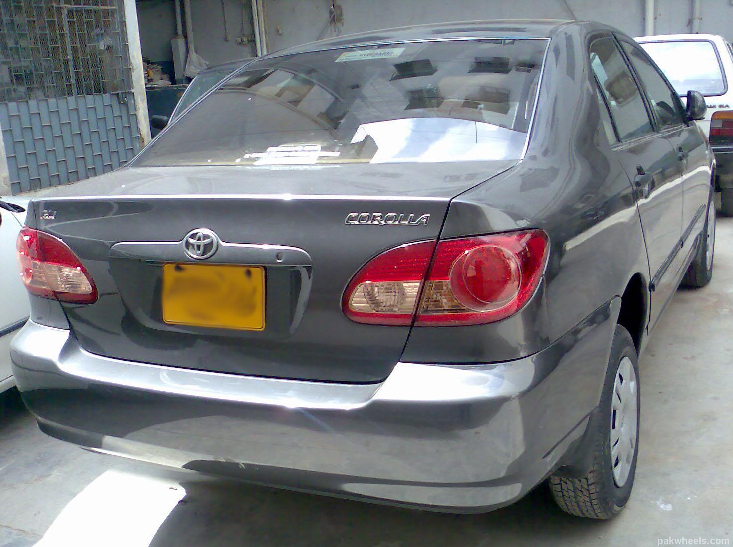 toyota corolla gli 2007 for sale - cars