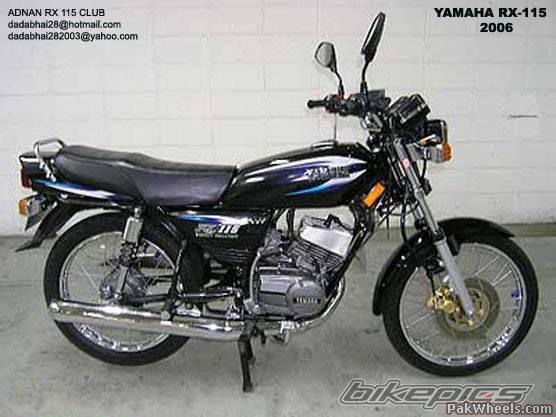 Yamaha rx115 owners fan club general motorcycle for Yamaha rx115 motorcycle for sale