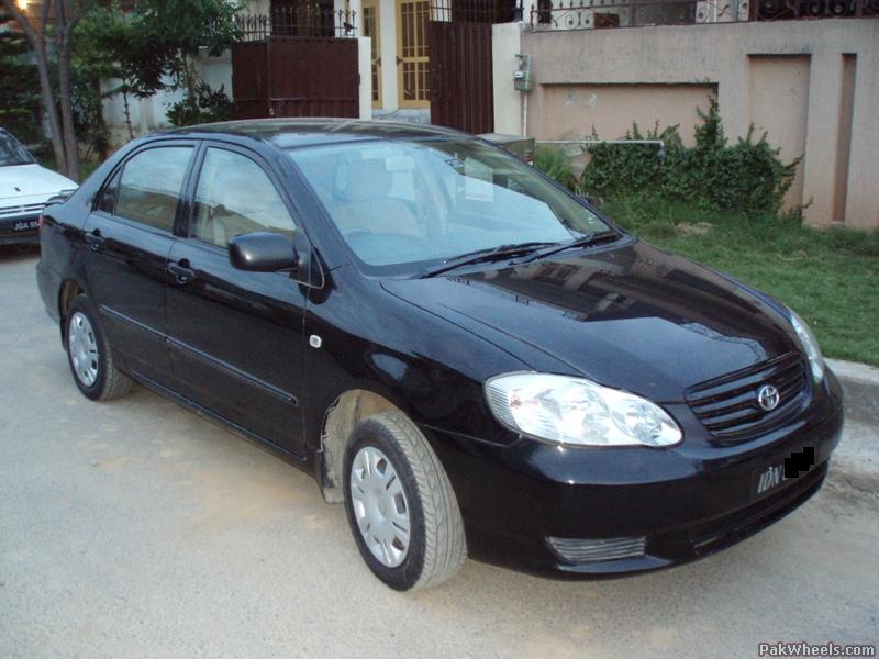 toyota corolla xli 2004 for sale cars pakwheels forums. Black Bedroom Furniture Sets. Home Design Ideas