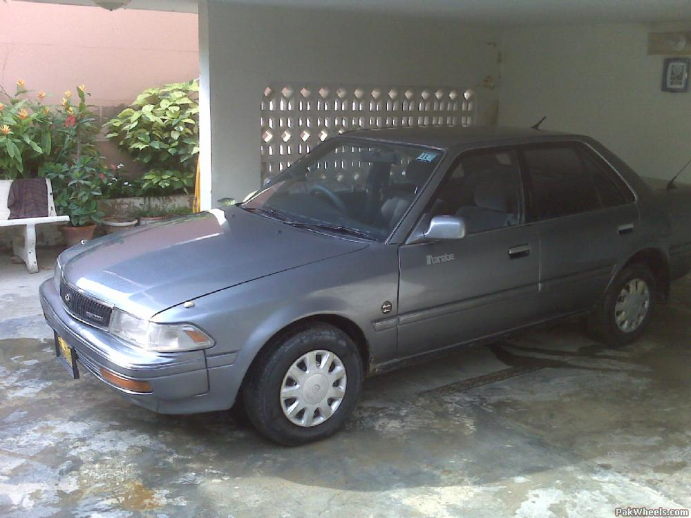 toyota corona 1990 for sale cars pakwheels forums. Black Bedroom Furniture Sets. Home Design Ideas