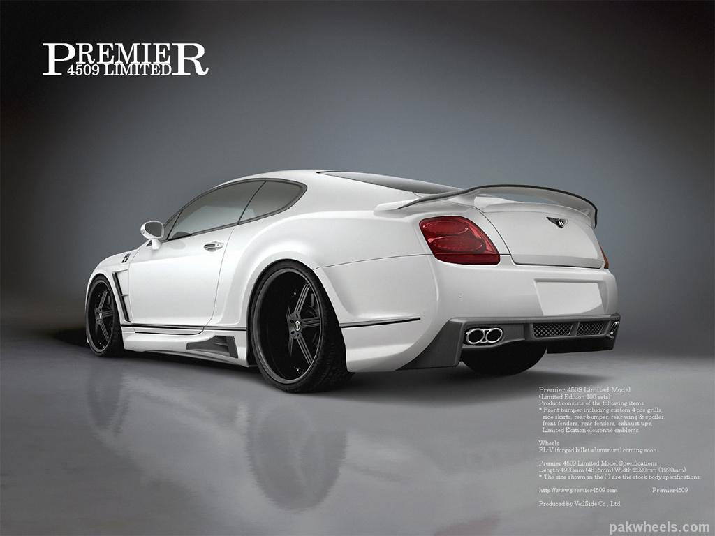 Thread Bentley Continental Gt Coupe