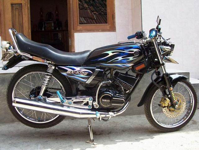 yamaha RX king picture