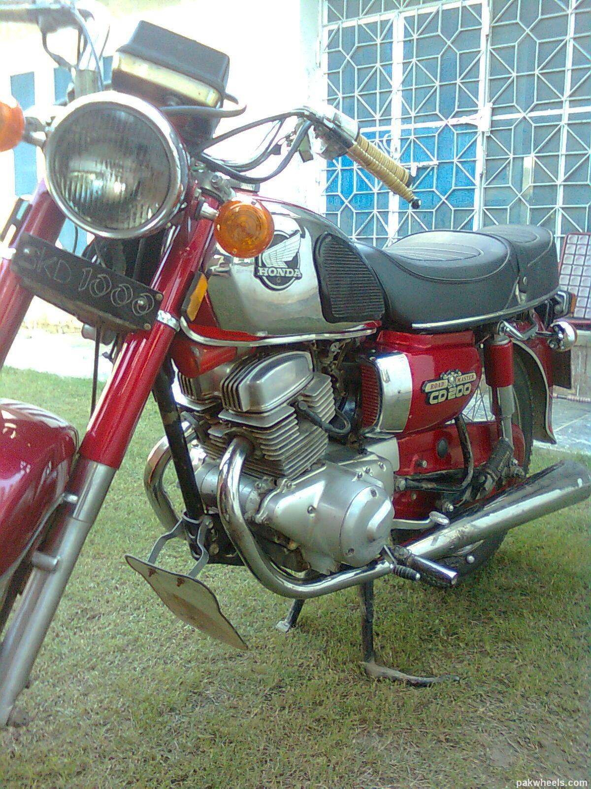 Honda 200 Road Master For Sale Vintage And Classic Cars