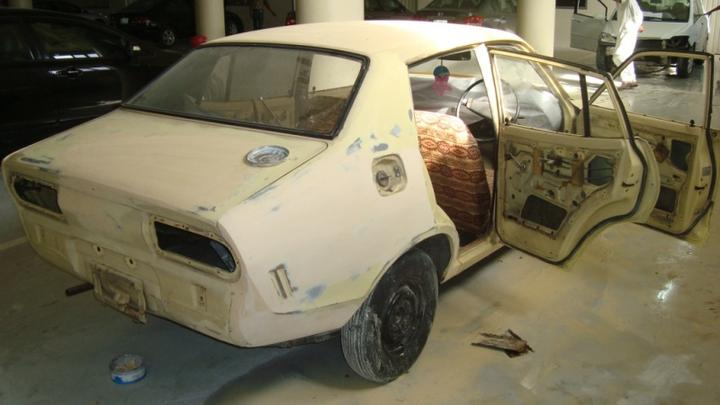 Body Shop Near Me >> Restoring Datsun 120Y (1974)(Honda Point making this dream come True) - D.I.Y Projects ...
