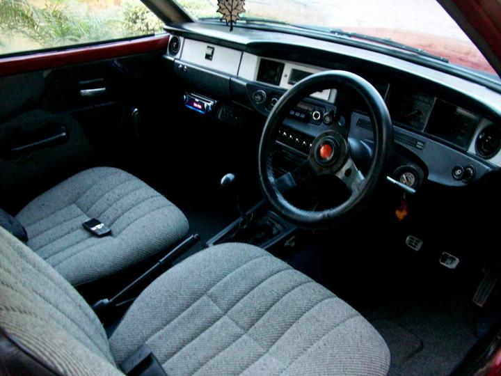 Restoration of my Red Datsun 120y(Complete) (pics from pg ...