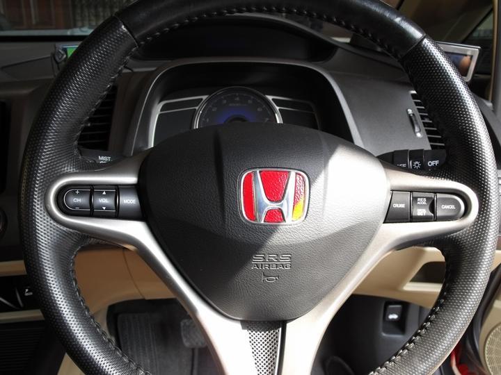 Toyota Corolla Altis OR Honda Civic Oriel - 88attach