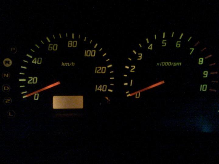 Suzuki alto meter gauge..... - 45223attach