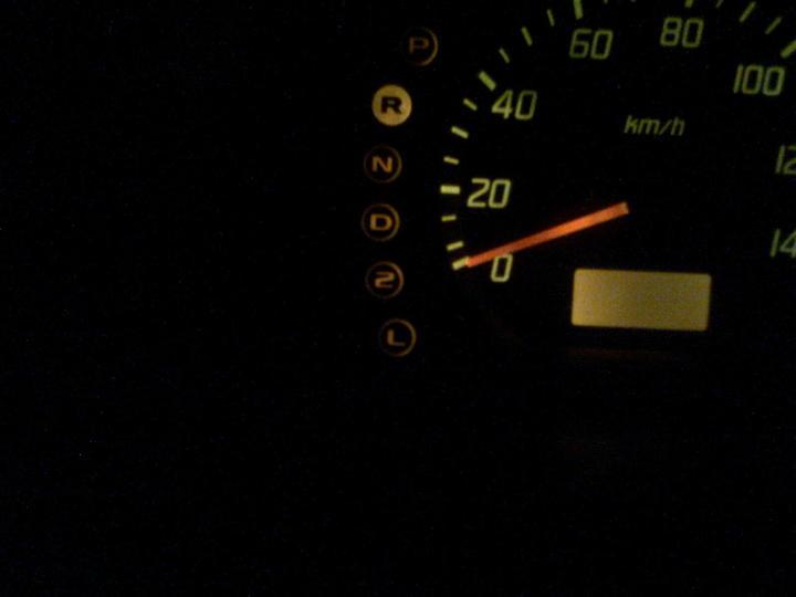 Suzuki alto meter gauge..... - 45225attach
